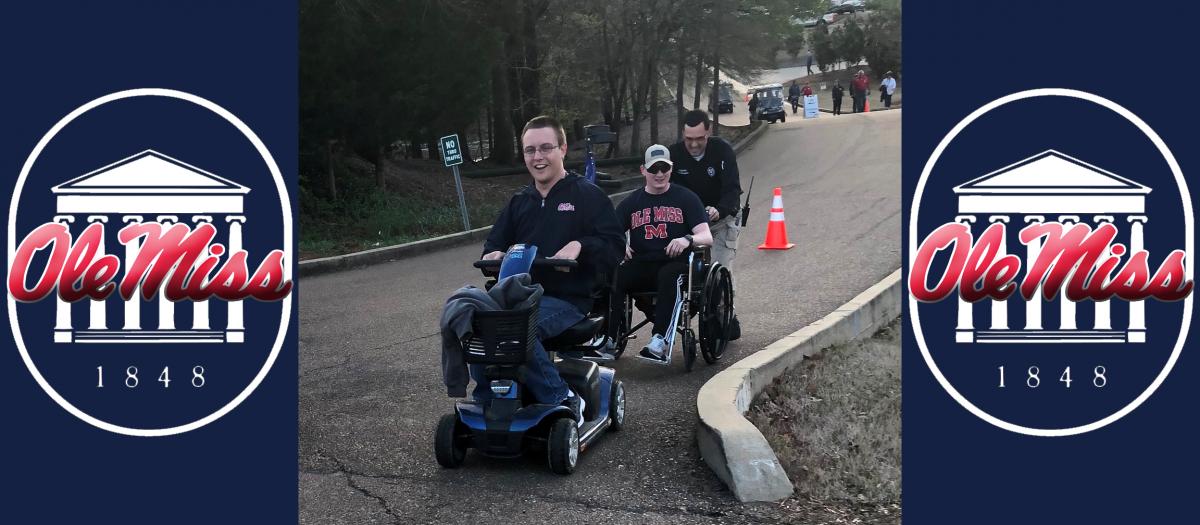 UPD Wheelchair Navigation Simulation On Street