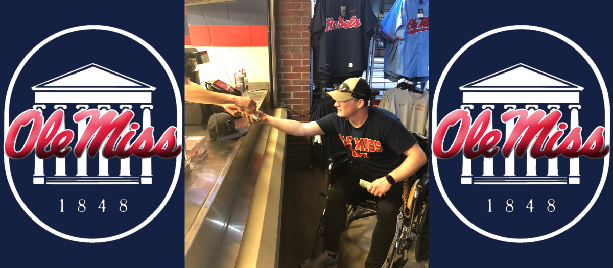 UPD Wheelchair Navigation Simulation Paying Cashier Behind Counter