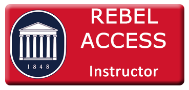 Link To Rebel Access Faculty
