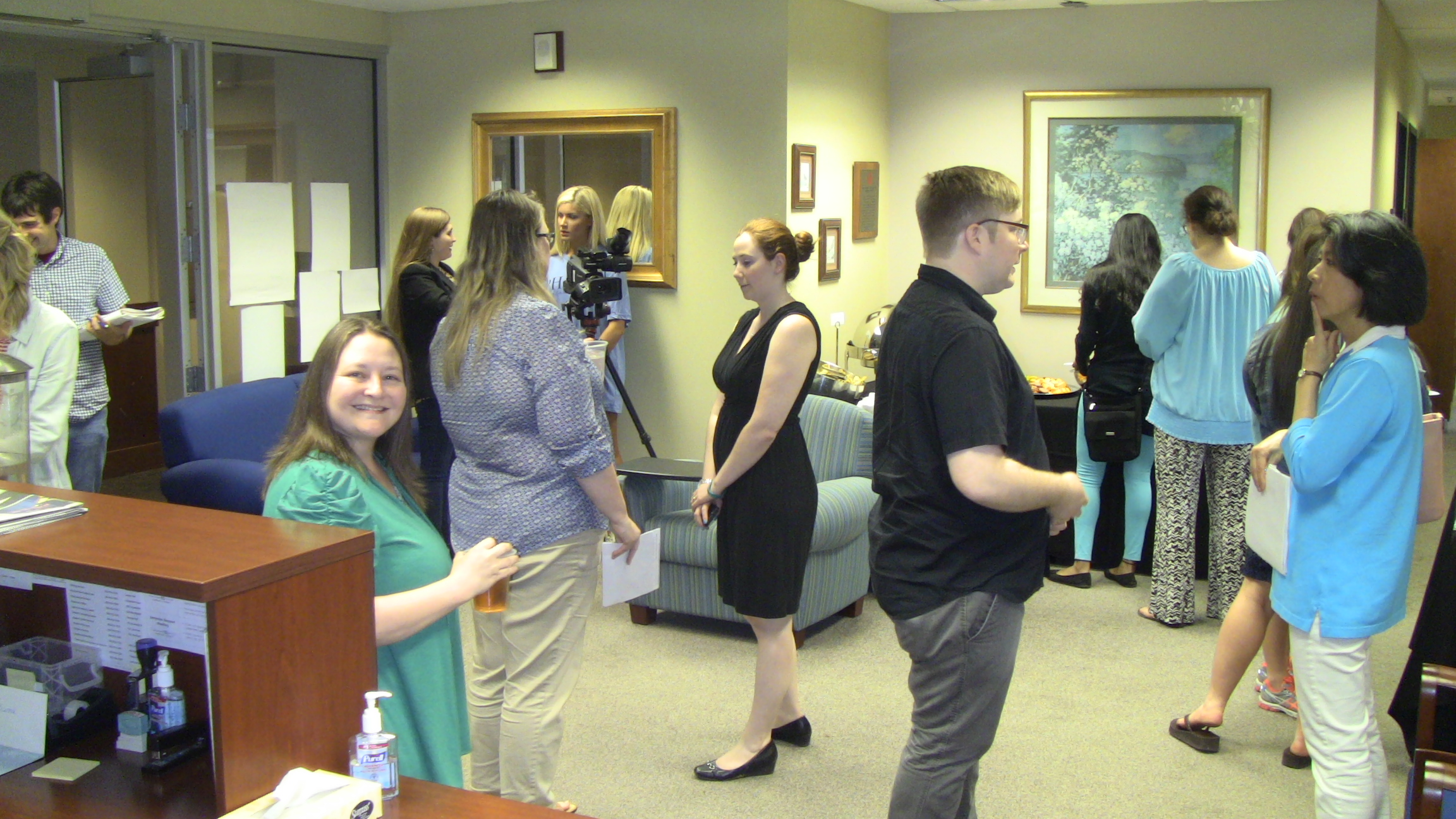 Disability Awareness Month Open House Event.