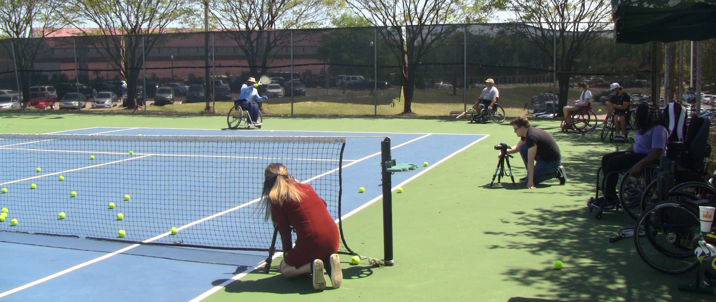2019 Wheelchair Tennis Picture 3