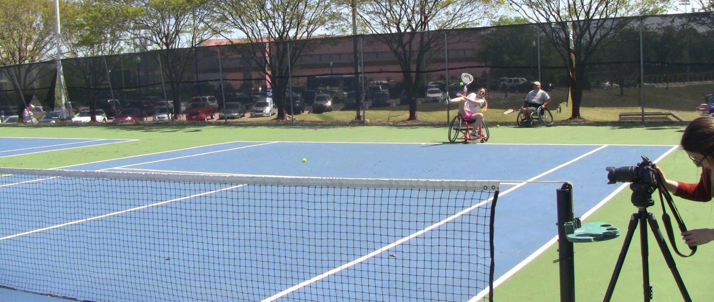 2019 Wheelchair Tennis Picture 2