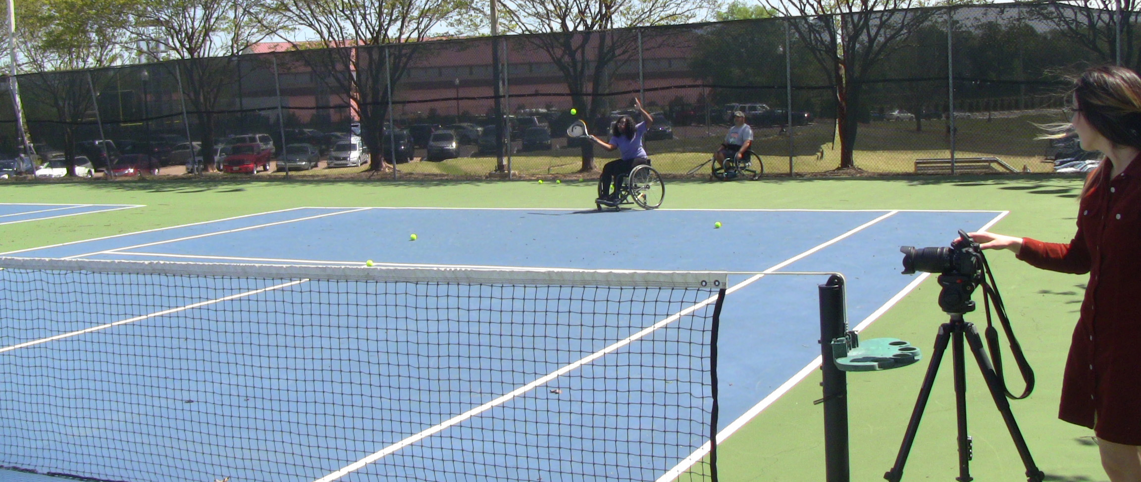 2019 Wheelchair Tennis Picture 1