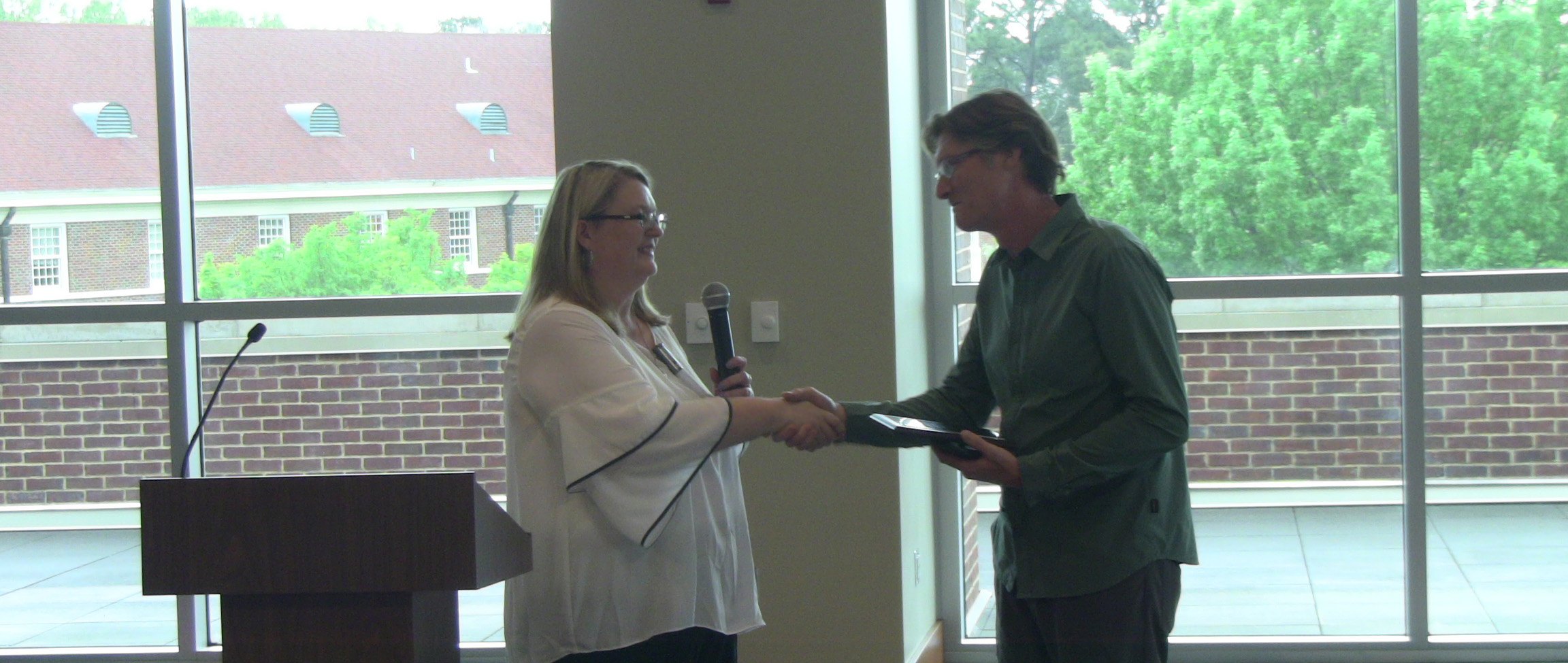 2019 Faculty Access Award Recipient
