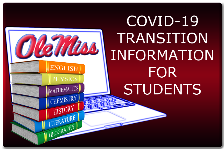 Link To COVID-19 Transition Information for Students